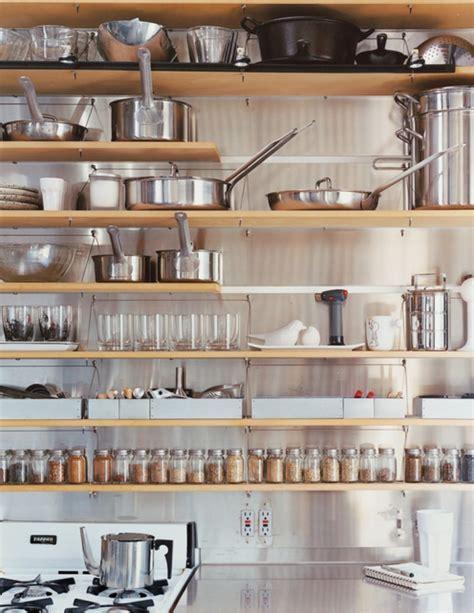 shelves design for kitchen tips for stylishly that open kitchen shelving