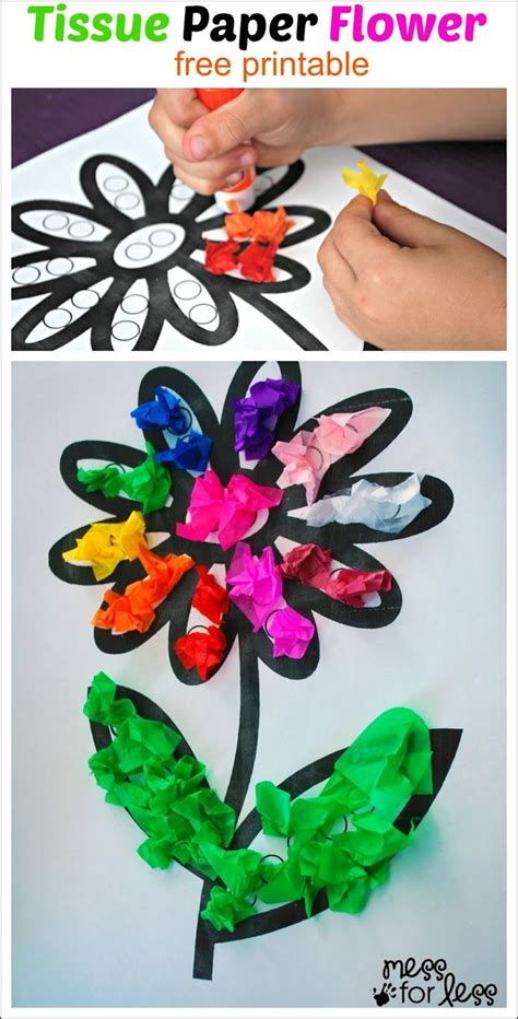 craft tissue paper flowers send some colorful tissue paper flowers to your compassion