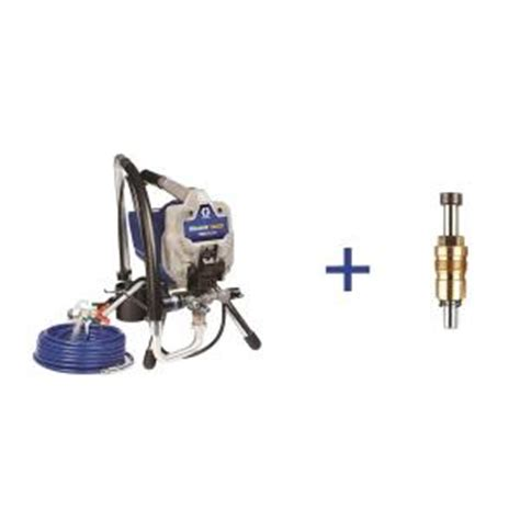 home depot airless paint sprayer reviews graco prox21 stand airless paint sprayer with proxchange