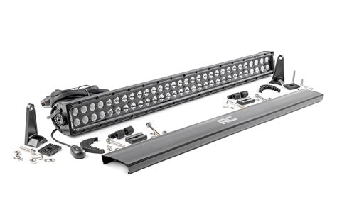 cree led light bar review 30 inch dual row cree led light bar black series