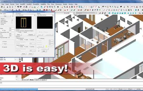 free 3d architectural design software 3d architectural software bim software in dwg idea