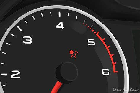 Audi Airbag Light by What Does The Airbag Warning Light Yourmechanic Advice