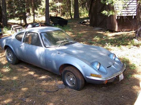 1972 Opel Gt For Sale by 1972 Opel Gt Coupe Classic Opel Other 1970 For Sale