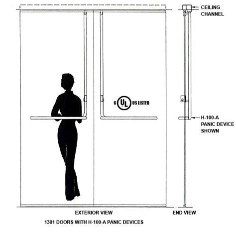 panic hardware for glass doors panic hardware