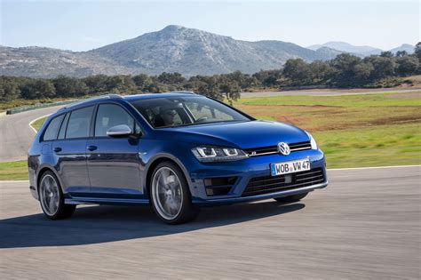 official 2015 volkswagen golf r vw golf r estate 2015 review car magazine