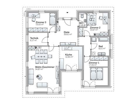 Danwood Haus Salzburg by Bungalow Mit Individuellem Bungalow Grundriss Gestalten