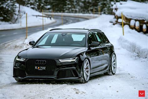 Audi Rs6 Black by Rs6 Avant Black Thepix Info