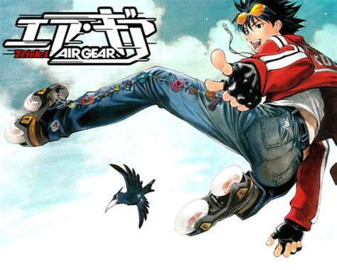 air gear anime labyrinth ea air gear