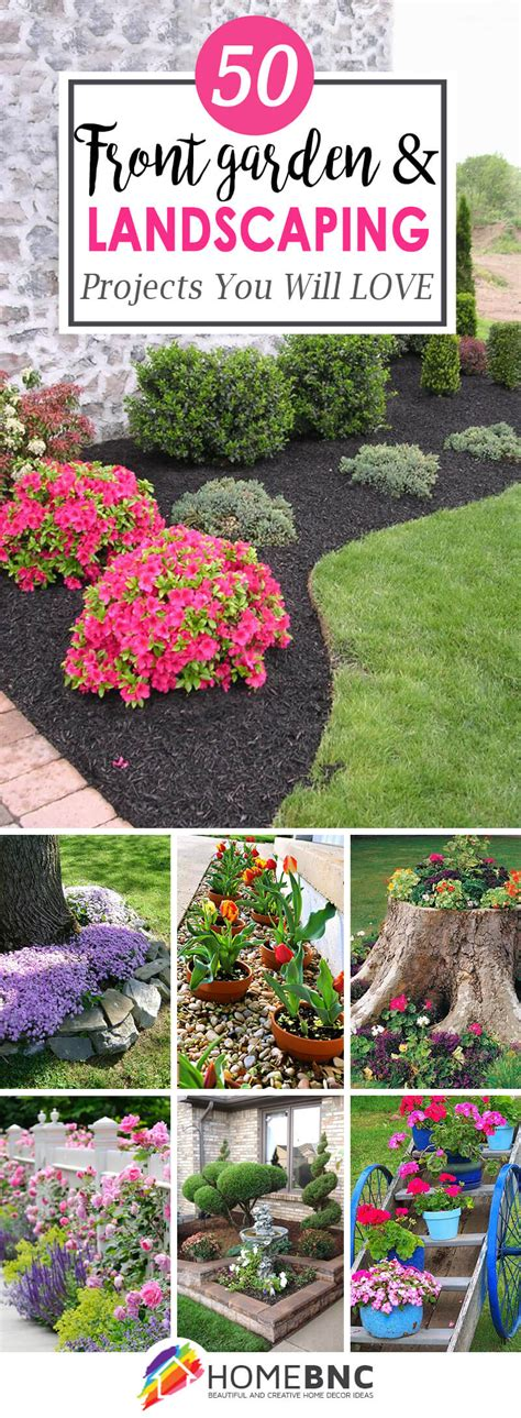 front yard gardens ideas 50 best front yard landscaping ideas and garden designs