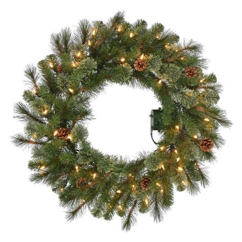 lit wreaths 10 best wreaths for the front door in 2017