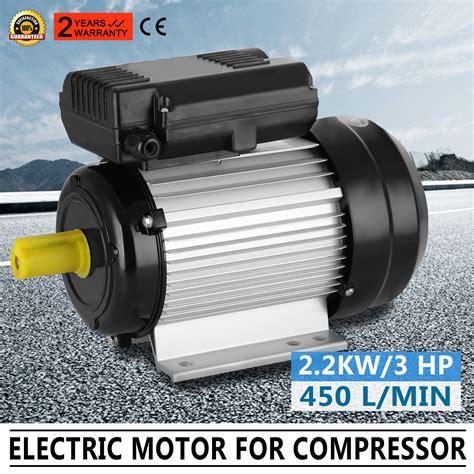 Motor 2 2kw 220v by 2 2kw Druckluftkompressor Luftdruck Druckluft Kompressor