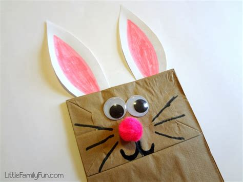 paper bag bunny craft 5 best children s rabbit books and crafts artsy craftsy