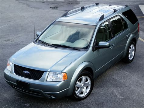 Ford Freestyle by 2007 Ford Freestyle Green Image 38