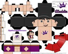 origami prince charming disney s cinderella prince charming cubeecraft papercraft