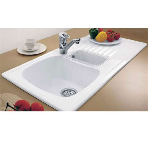 kitchen sink bowls villeroy boch medici 1 5 bowl ceramic sink kitchen