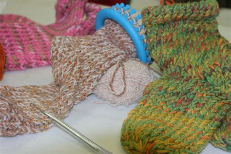 loom knitting socks loom knitting knews