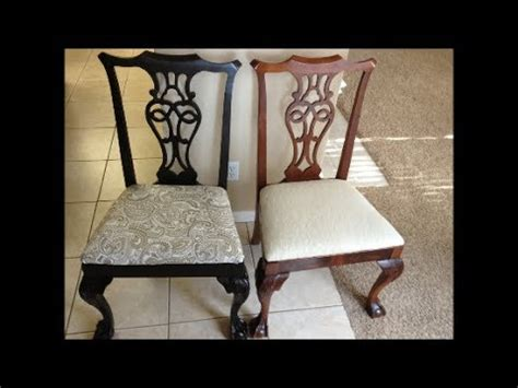 spray painting dining room chairs spray painted dining room chairs before and after