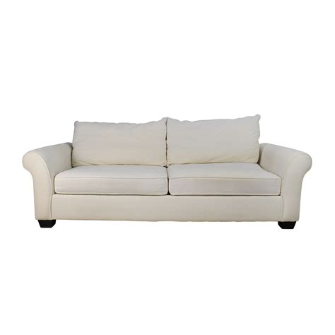 sofa bed pottery barn pottery barn sofa bed alluring clara upholstered apartment