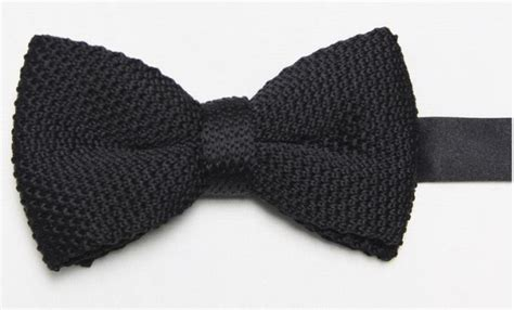 black knitted bow tie black knitted bow tie with free and fast uk delivery