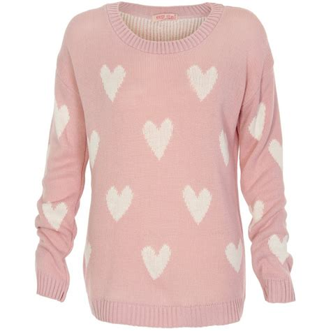 pink knit sweater pink knit sleeve sweater with all from ustrendy
