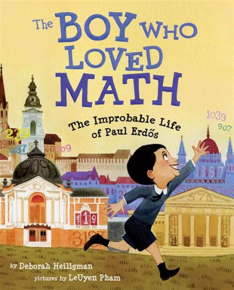 math picture book the boy who loved math deborah heiligman