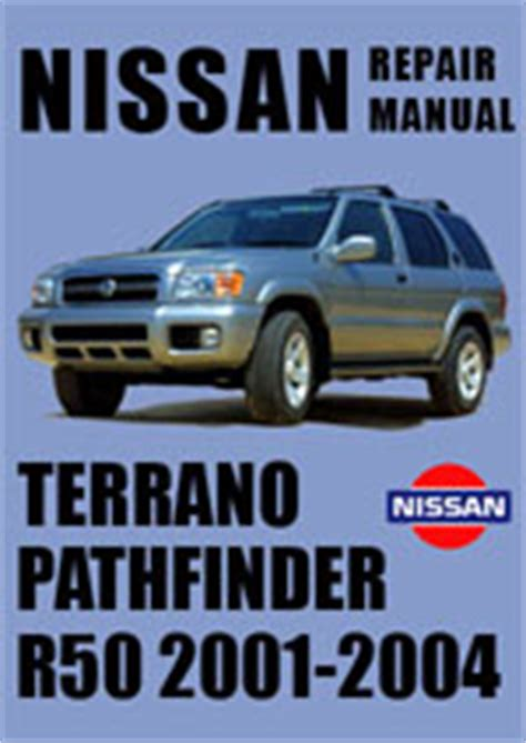 2000 2004 nissan pathfinder r50 service repair manual nissan pathfinder r50 repair manuals