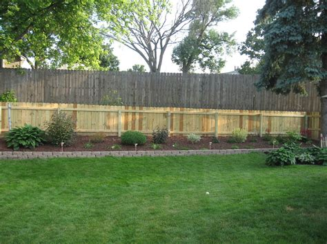 backyard privacy fences wood fence ideas for backyard image mag
