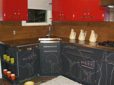 chalkboard paint on cabinets photos hgtv