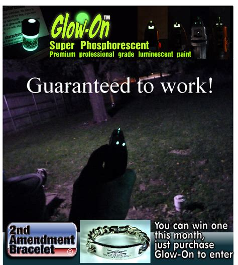 best glow in the paint for gun sights glow in the gun sights paint guaranteed to work