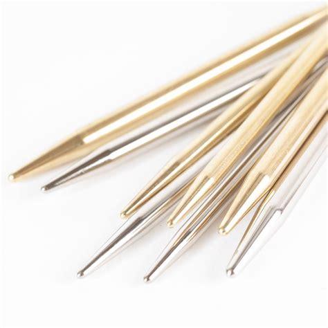 addi circular knitting needles addi linos fixed circular needles for children 60cm