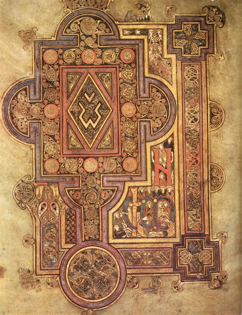 book of kells pictures kells eccentric bliss