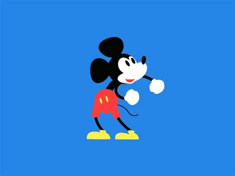 happy birthday rubber sts happy birthday walt disney by joseph le dribbble