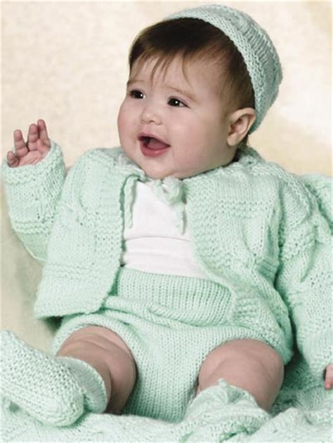 baby layette knitting patterns free free baby knitting patterns bouncing baby layette