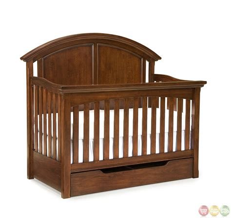 american spirit casual grow with me convertible crib