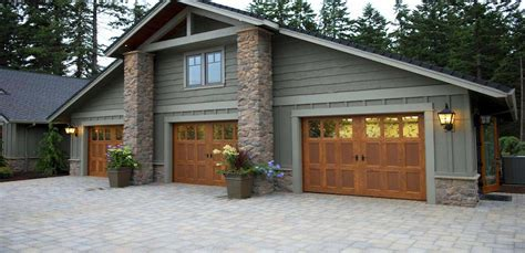 garage door to house 5 diy projects your house needs this season green and