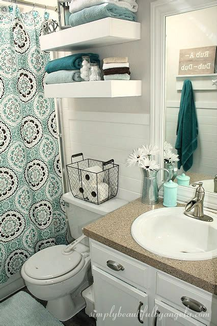 Bathroom Makeover On A Budget by Simply Beautiful By Angela Bathroom Makeover On A Budget