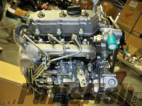 Daihatsu Diesel Engine by Kawasaki Mule Engine Kaf950 4010 3010 Diesel Motor 2008 13