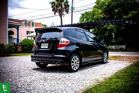 2011 Honda Fit by 2011 Honda Fit Window Tinting