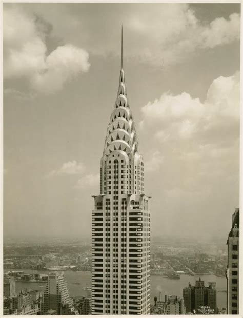 Tower Chrysler by The Chrysler Building History And Photography New York S