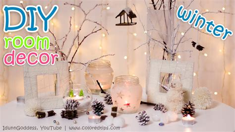 winter home decorating ideas 10 diy winter room decor ideas