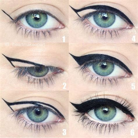 cat eye cat eye makeup images