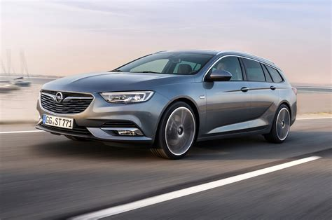 Insignia Opel opel insignia sports tourer makes us want a buick regal