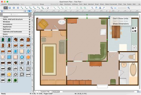 how to design a floor plan building plan software create great looking building
