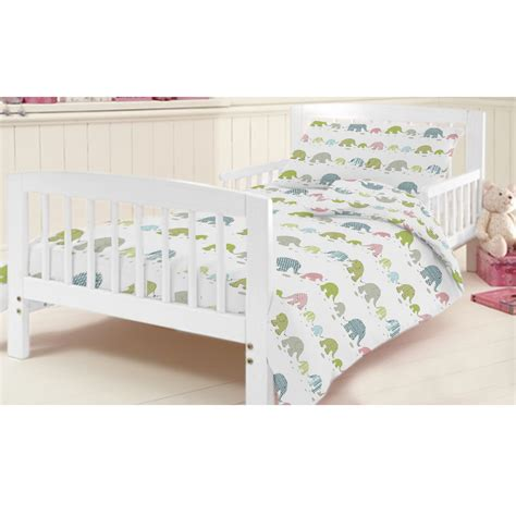 cot bed duvet set ready steady bed children s cot bed junior duvet