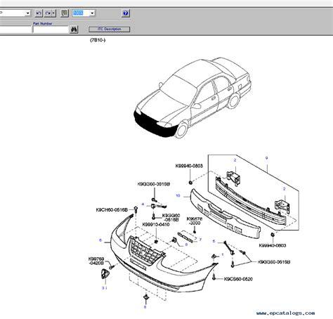 Kia Parts by Kia Oem Parts Catalog Images