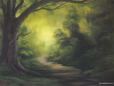 bob ross painting trees quotes bob ross artist quotesgram