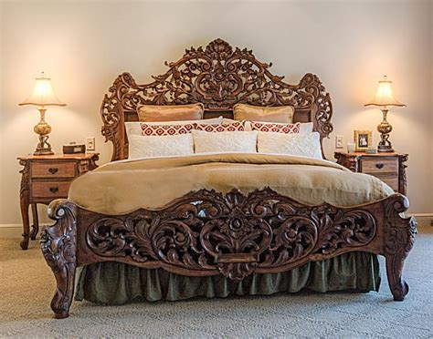 rococo style bedroom furniture rococo style carved bedroom set