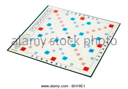 scrabble without empty scrabble board stock photo royalty free image