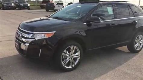 Black Ford Edge by Ford Edge 2014 Black Www Pixshark Images Galleries