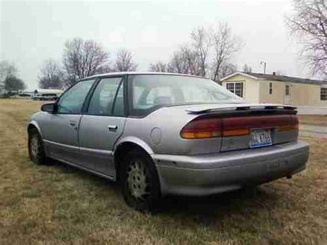 how to learn about cars 1995 saturn s series on board diagnostic system purchase used 1995 saturn sl2 base sedan 4 door 1 9l in tolono illinois united states